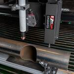 Tube & Pipe Cutter for Arclight Dynamics 4x4 and 5x5 Plasma Tables